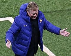 'Barcelona ontkent akkoord met Koeman-opvolger'