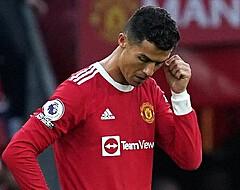 Ronaldo reageert na vernedering op Old Trafford