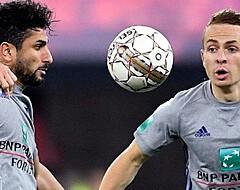 Anderlecht raakt ook nog verlost van Saief