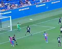 Verrassende aanvaller heerst in oefenzege Barça (🎥)