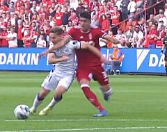 Verheyen oordeelt over rode kaart in Standard-Anderlecht