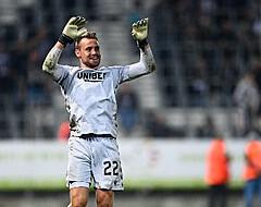 "Mignolet reageert op jennende Charleroi-fans: ""Courtois, Courtois!"""