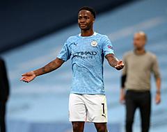 Sterling zinspeelt openlijk op vertrek bij Man City