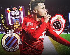 De verhuis van Vanheusden: welke Belgische clubs maken kans?