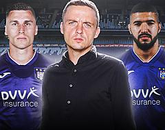 Visie van Verbeke: Anderlecht gokt op 'waardecreatie'