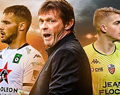 Tips van Vercauteren: 10 goalies voor Antwerp