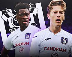 Anderlecht verlaat 'het proces': Belgen in nood