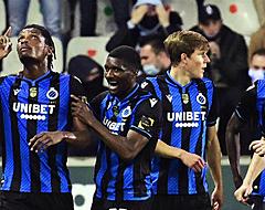 'Club Brugge lijkt af te haken voor spits'