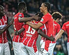 PSV schotelt Belgisch talent contractverlenging voor