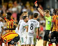 OHL baalt over wedstrijdleiding tegen KV Mechelen