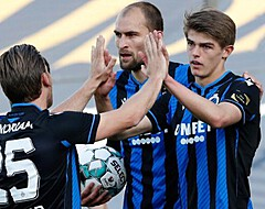 'Club Brugge vangt bot bij Italiaanse topclubs'