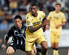 Wesley mist rentree bij Club Brugge compleet