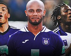 11 jaar BNP Paribas Fortis: de ultieme XI van Anderlecht