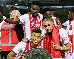 'Inter nadert transferakkoord met Ajax'