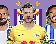 Koopjes voor Anderlecht: 5 toppers voor max. 2,5 miljoen
