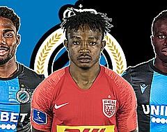'Club Brugge vindt oplossing voor scorend onvermogen'