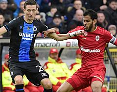 Club Brugge gaat voor nummer twaalf, Antwerp voor nummer drie