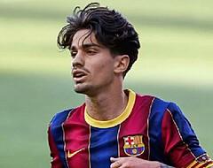 'Collado vrije speler na ontbinding contract bij FC Barcelona'