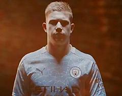 De Bruyne en City gaan Anderlecht achterna met nieuw thuisshirt (📸)