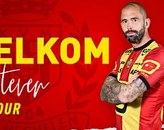 KV Mechelen haalt Defour officieel aan boord