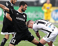 Belgische clubs lonken naar spits van Qarabag