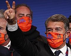'Laporta schakelt zwaargewichten in voor renovatie Barça'