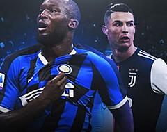 Beter dan ooit: Big Rom houdt zelfs Ronaldo in zijn schaduw