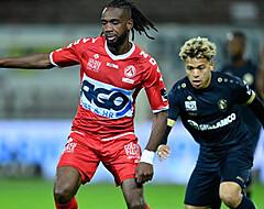 Vier clubs leggen bod neer bij Antwerp voor Benson