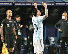 Messi kan het perfecte eerbetoon aan Maradona brengen