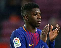 'Vertrek Dembélé zet deur open voor toptransfer Barça'