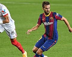 FC Barcelona is alsnog verlost van overbodige pion