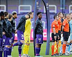'Nieuwe veldbezetting leidt vertrek in bij Anderlecht'