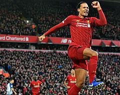 'Liverpool trekt 30 miljoen uit voor vervanger Van Dijk'