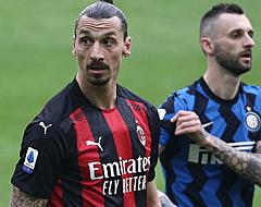 Rode kaart van Zlatan zorgt voor opvallende wending
