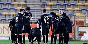 Foto: 'Titularis Anderlecht aangeboden in buitenland'