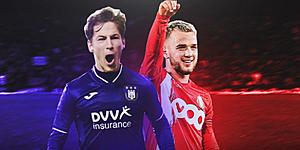 Foto: Clasico der tieners: Anderlecht blijft Standard nipt de baas
