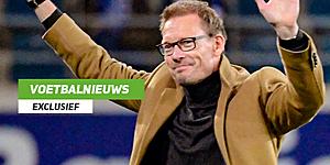 Foto: EXCLUSIEF Årst wikt en weegt de kansen van AA Gent tegen Valerenga