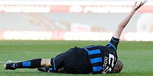 Foto: 'Club Brugge heeft spits nog steeds in het vizier'