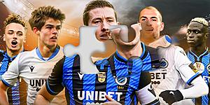 Foto: Club Brugge vernieuwt: waar past Vanaken?
