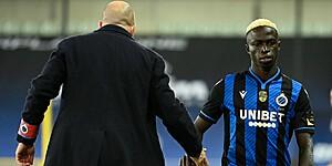 Foto: 'Club Brugge vangt deze transfersom voor Diatta'