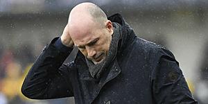 """Foto: Clement duwt Bruggeling richting exit: """"Hij zal vertrekken"""""""