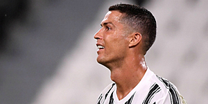 Foto: 'Ronaldo kent toekomst al na gesprek met Pirlo'