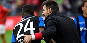 Foto: 'Club Brugge kan polsen bij oude bekende'