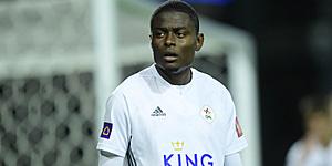 Foto: 'Transfervrije Tshimanga vindt nieuwe club in 1B'