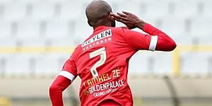 Foto: 'Lamkel Zé wil weg, Antwerp mikt op aardige som'