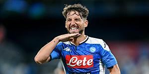 """Foto: Juventus deed Mertens voorstel: """"Ben je gek?"""""""