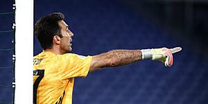 Foto: 'Buffon staat voor verbazingwekkende terugkeer'