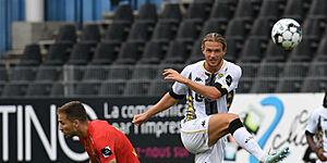 Foto: Gillet blijft dan toch bij Charleroi