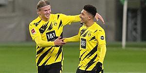 Foto: Dortmund ziet maar twee kanshebbers voor Haaland