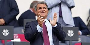 Foto: 'Laporta wil drie topaanwinsten naar Camp Nou loodsen'